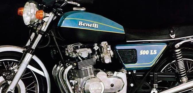 Esquema eléctrico (wiring loom) Benelli 900sei